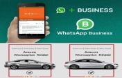 RENT YOUR CAR FROM WHATSAPP AT CİTY CAR RENTAL!
